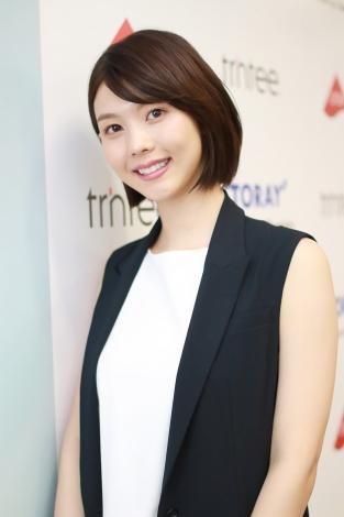 身長168cmの2019年東レキャンペーンガール・松田紗和、ニット姿 ...