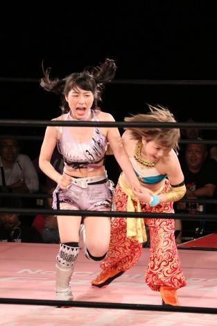 プロレス 東京 女子