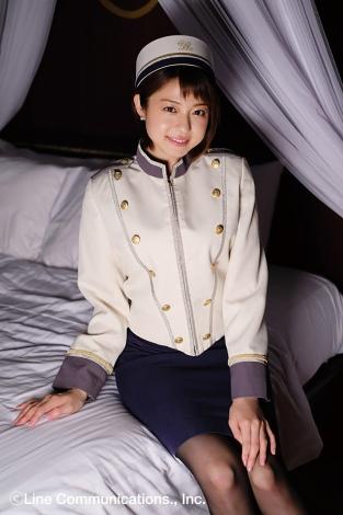 中村静香、プーケットのホテルウーマンに扮して魅了 | ニュース画像 ...