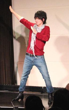 スターダストの人気俳優、五十嵐麻朝と廣瀬智紀が初のファン