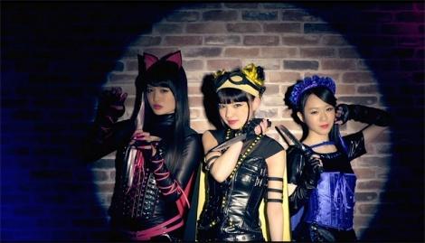 名古屋発のアイドルdianna sweet 3人体制初シングルでアメコミ風