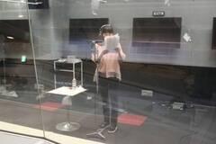 『漁港の肉子ちゃん』マリア役の声優オーディション最終審査の模様(C)2021「漁港の肉子ちゃん」製作委員会
