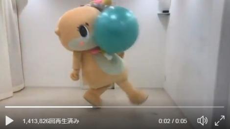用生命在出糗!日本最失敗吉祥物 「做任何事都NG」離成功hen遙遠...
