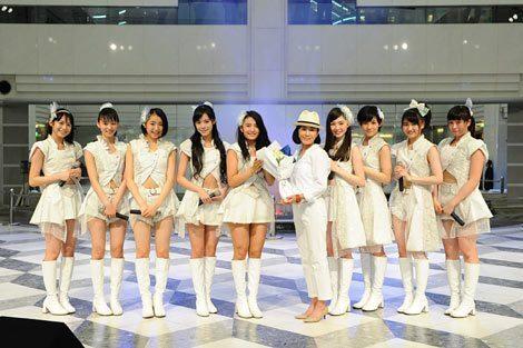初代 東京 パフォーマンス ドール 東京パフォーマンスドール、初代リーダーと現リーダーの共演で知るその偉大な歴史!!